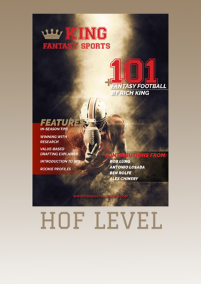 Fantasy 101 HoF Level