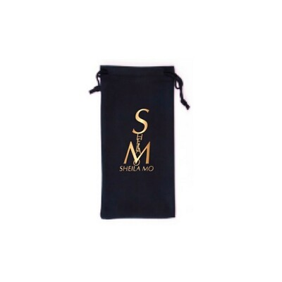 SHEILA MO Microfabric Sunglasses Case