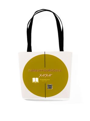 #SMASHYOURGOALS Tote Bag