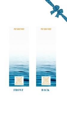 Bookmark - Put God First