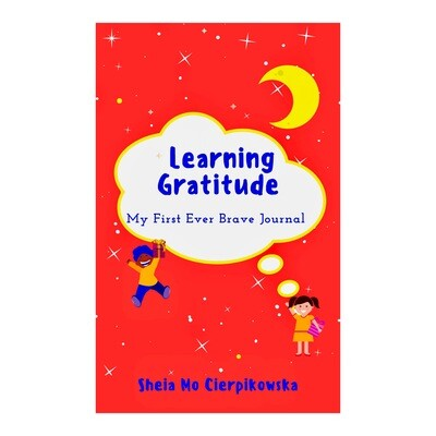 LEARNING GRATITUDE JOURNAL   KIDS CREATIVE