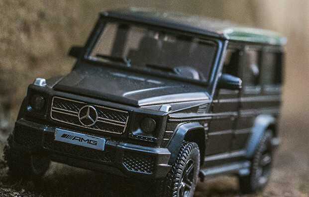 Car Mini Model Collection Toy Mercedes-Benz G63 AMG