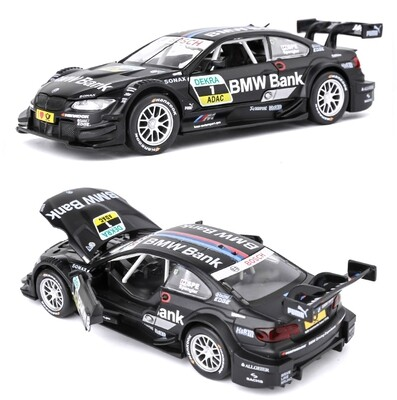 Car Mini Model Collection Toy BMW M3 2 Colors