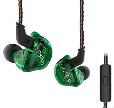 KZ ZSR HiFi Earphones Hybrid Technology