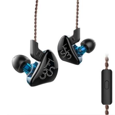 KZ ES3 HiFi Earphones Dynamic