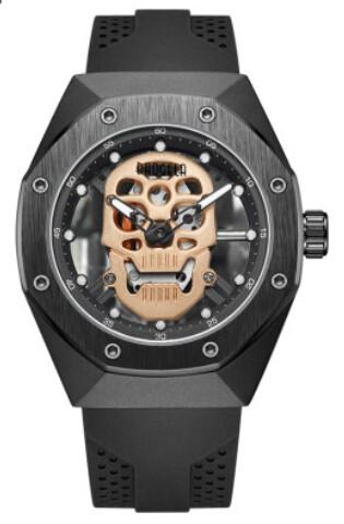 Baogela Skull Edition Watch Rounded Model
