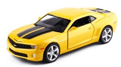 Car Mini Model Collection Toy Chevrolet Camaro