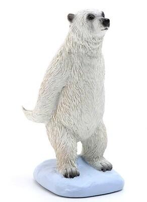 Standing Polar Bear Phone & iPad Stand - Cool Setup Desk Decor
