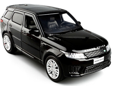 Car Mini Model Collection Toy Range Rover 1 32