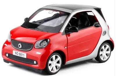 Car Mini Model Collection Toy Mini Smart 1 32