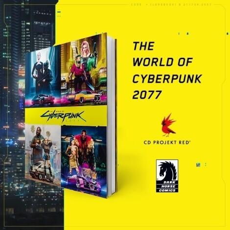 The World of Cyberpunk 2077 - Art Book (Inglês)
