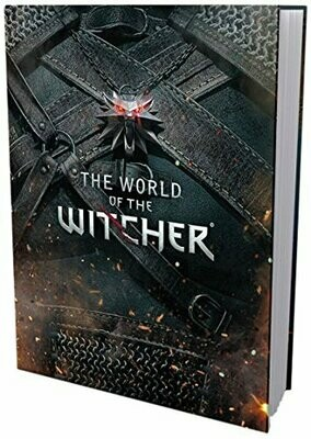 The World of the Witcher - Art Book (Inglês)
