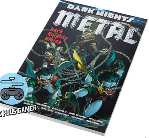 Dark Nights: Metal: Dark Knights Rising (Inglês)