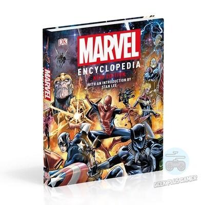 Marvel Encyclopedia New Edition (Inglês)