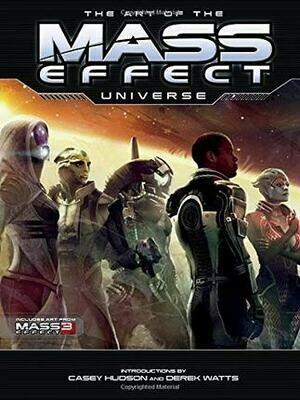 The Art of The Mass Effect Universe (Inglês)
