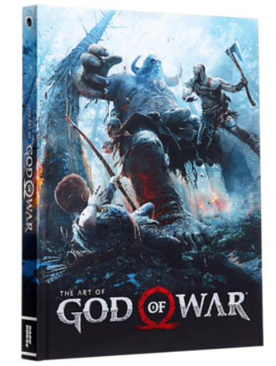The Art of God of War (Inglês)