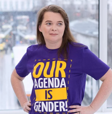 'Gender is Our Agenda'