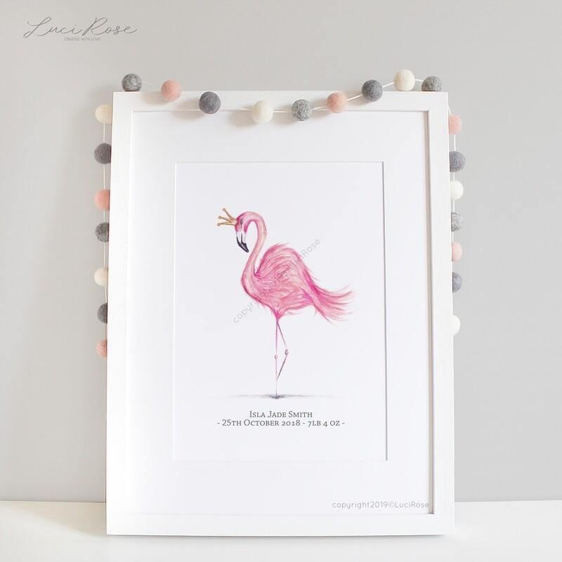 Fifi The Flamingo