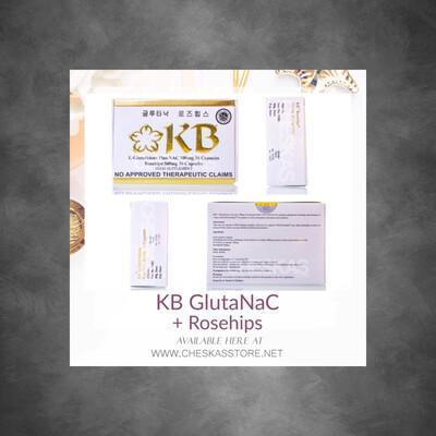 KB Glutathione