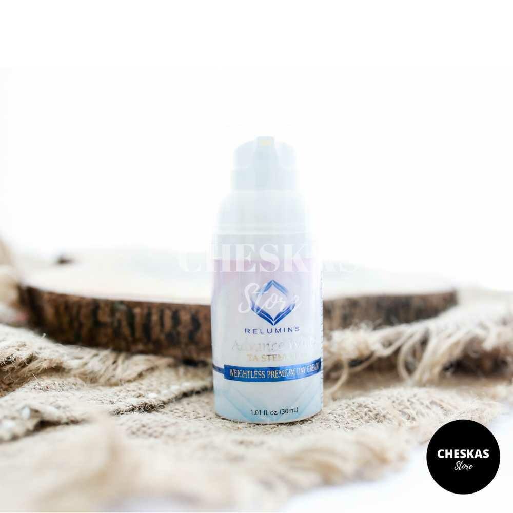 Relumins Advance White Ta Stem Cell Weightless Premium Day Cream