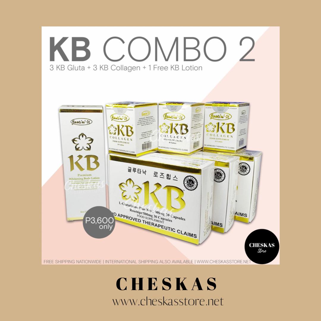 KB COMBO 2