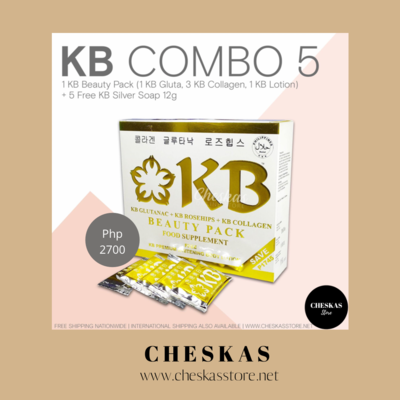 KB COMBO 5