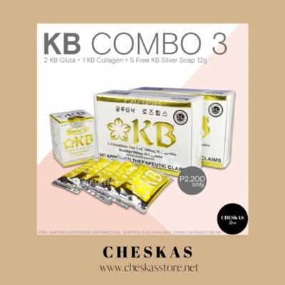 KB COMBO 3