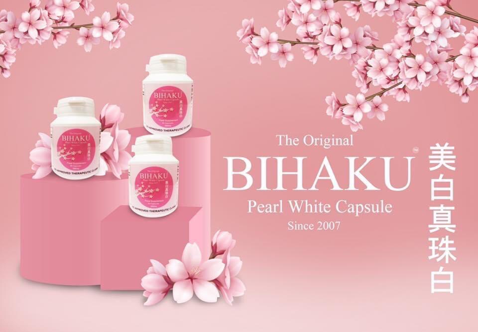 Bihaku Pearl Capsule