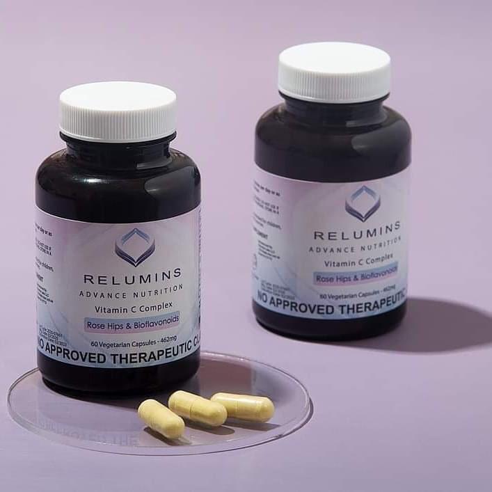 Relumins Vitamin C 60 caps