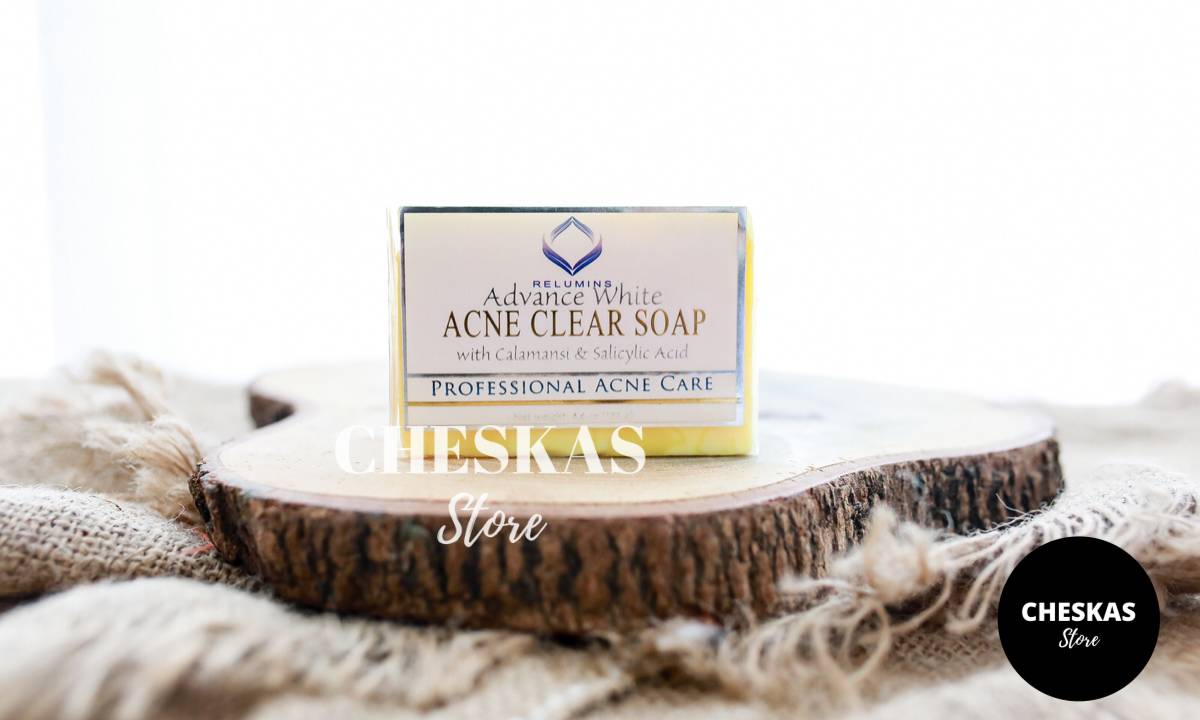 Relumins Acne Clear Soap 135g