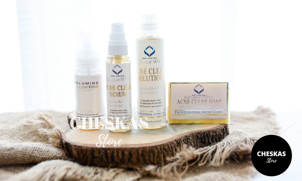 Relumins Acne Clear Set
