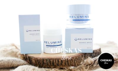 Relumins Intimate Set