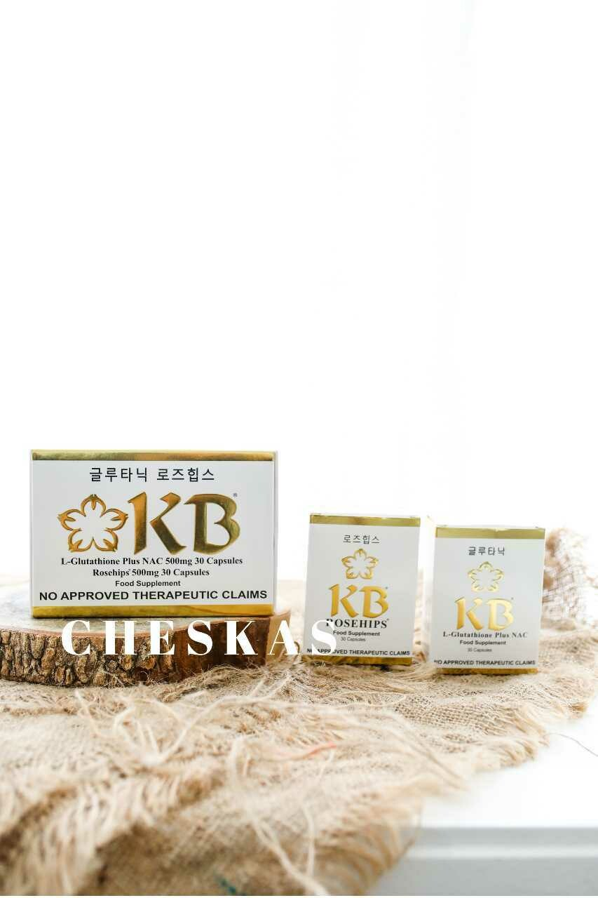 KB Glutathione (KB Nac)