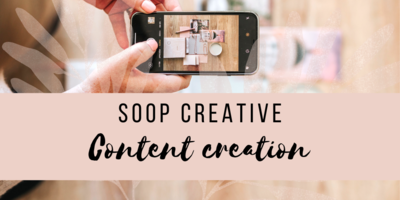 Instagram content creation package