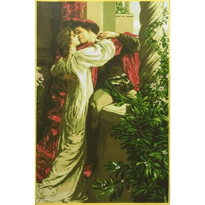 Counted Cross Stitch Kit Romeo and Juliet