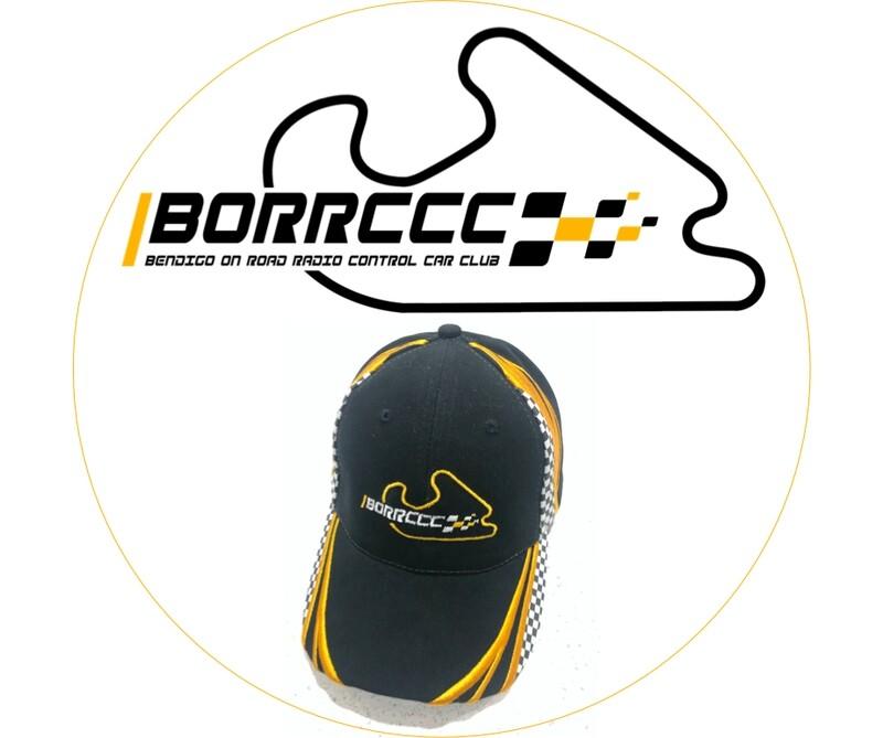 BORRCCC Caps