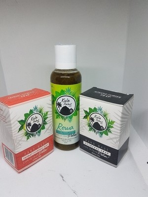 Small Gift Pack - Infused with Coconut Oil - Organic Skincare