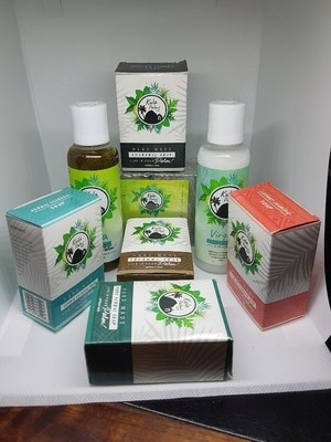 Large Gift Pack - Infused with Coconut Oil - Organic Skincare