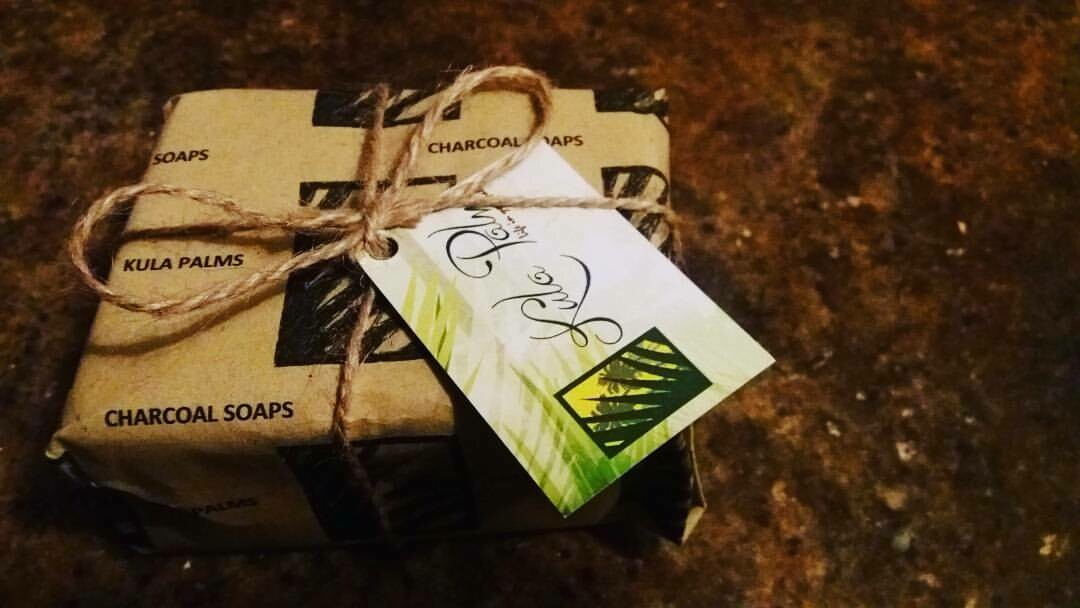 Gift Wrapping - Infused with Coconut Oil - Organic Skincare