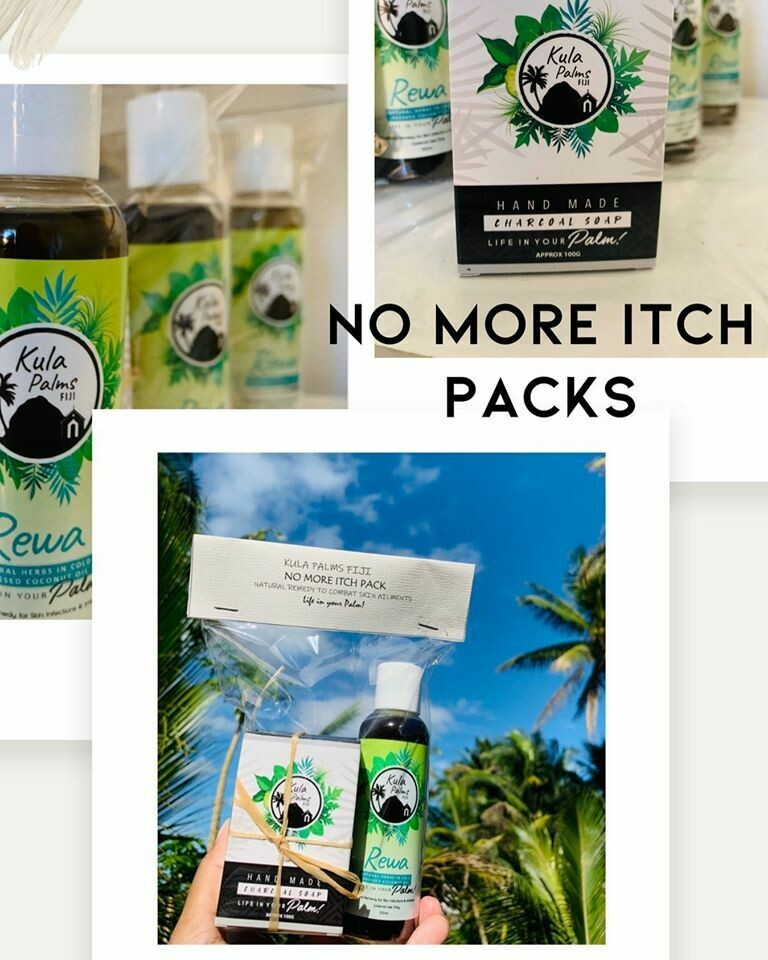 No More Itch - Acne - Gift Pack