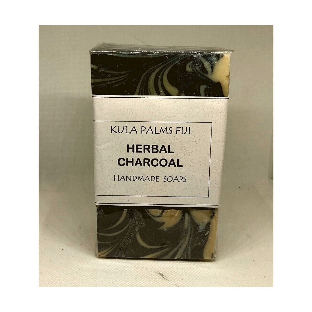 Herbal Charcoal Soap Pack