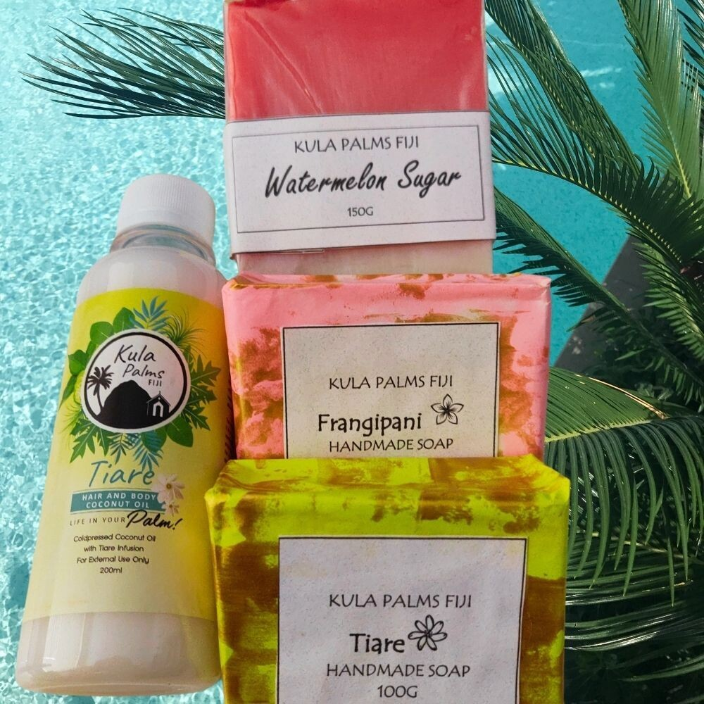 Sweet Scents of Fiji Pack