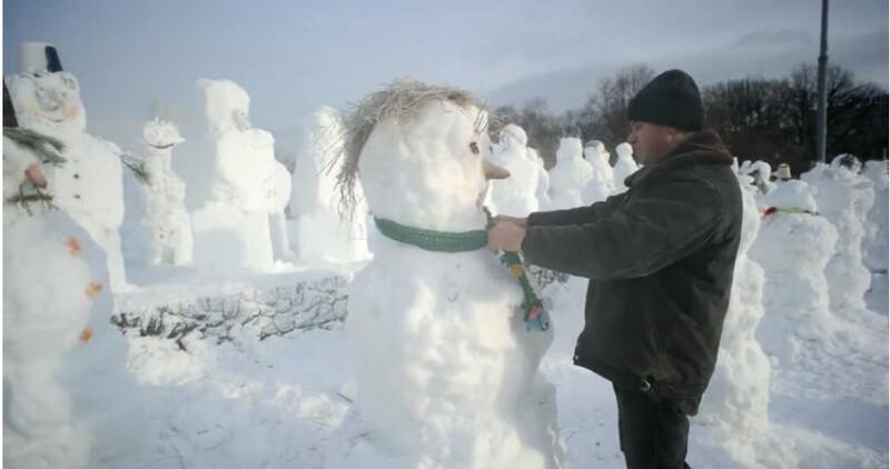 2021 Snow Sculpture Contest Entry