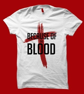 Because of the Blood White