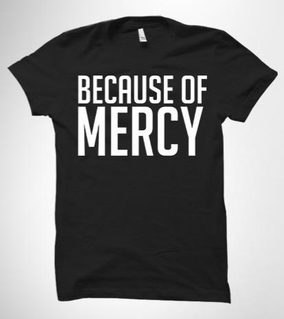 Because of Mercy Black
