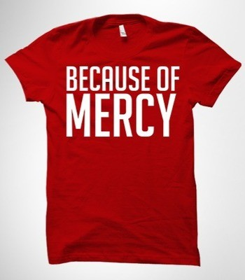 Because of Mercy Red