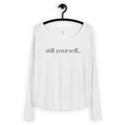 still yourself... | Flowy Long Sleeve