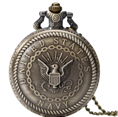 Navy Pocket Watch