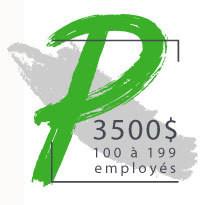 Entreprise de 100 à 199 employés