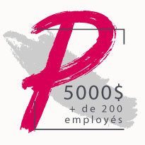 Entreprise de 200 employés et plus